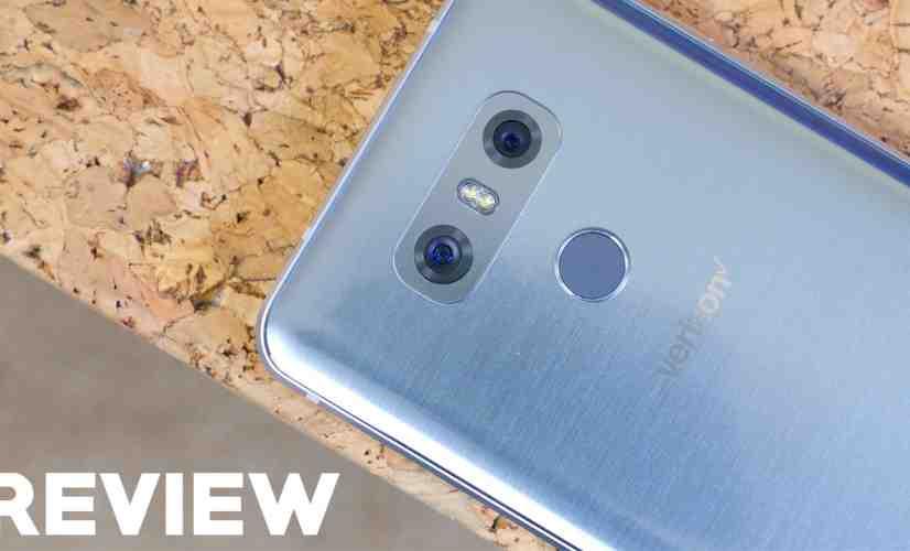LG G6 Review - PhoneDog
