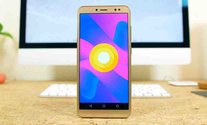 Vivo XL3 Review: BLU's First Smartphone Running Android Oreo! - PhoneDog