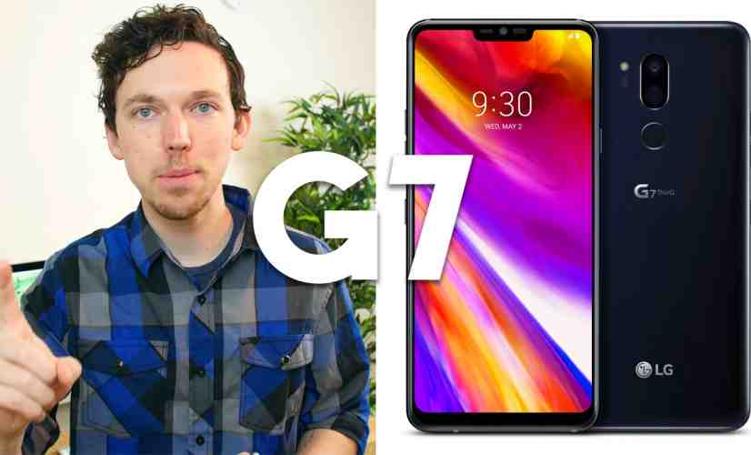 LG G7 ThinQ: What To Expect - PhoneDog
