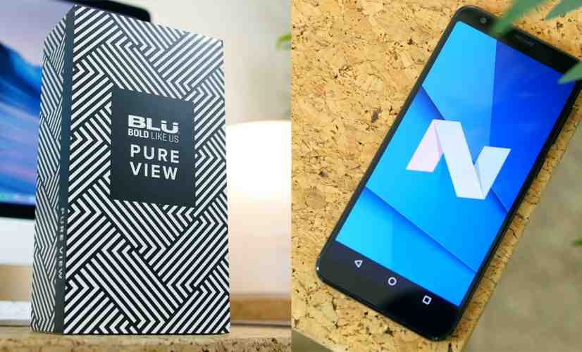 BLU Pure View Review - PhoneDog