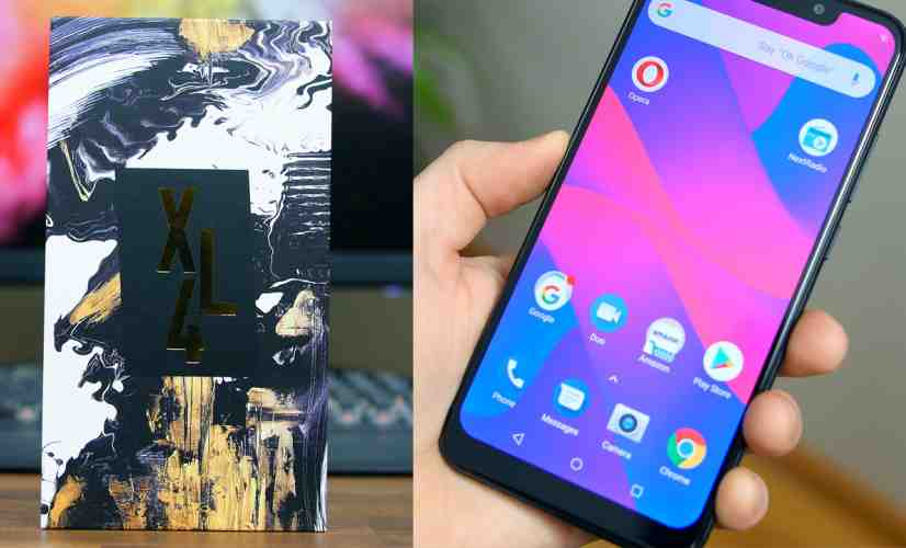 BLU Vivo XL4 Unboxing and First Look - PhoneDog