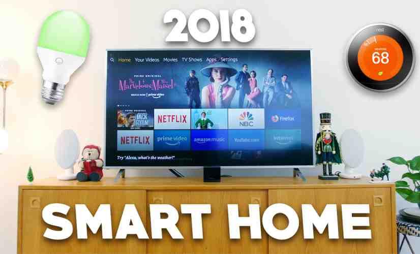 Best Smart Home Tech of 2018! - PhoneDog