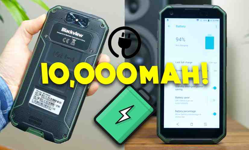 Blackview BV9500 Review: 10,000mAh In the Palm of Your Hand - PhoneDog