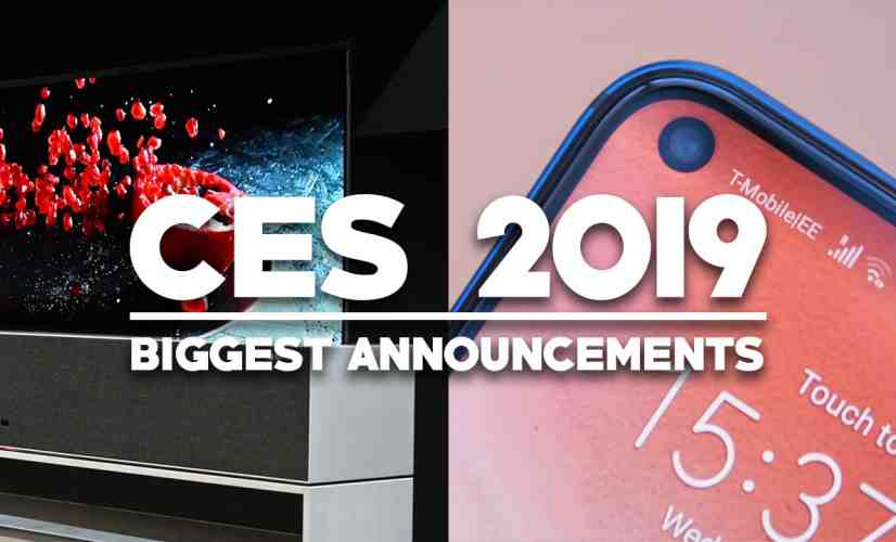 Biggest Announcements At CES 2019! - PhoneDog