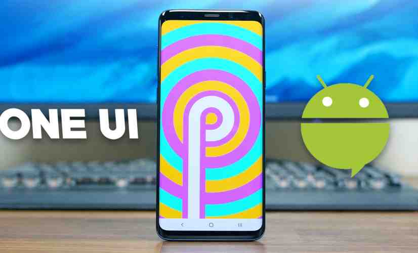 Samsung One UI On Galaxy S9+