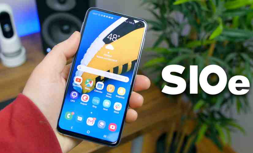 Samsung Galaxy S10e Review: The S10 Variant Most People Should Buy
