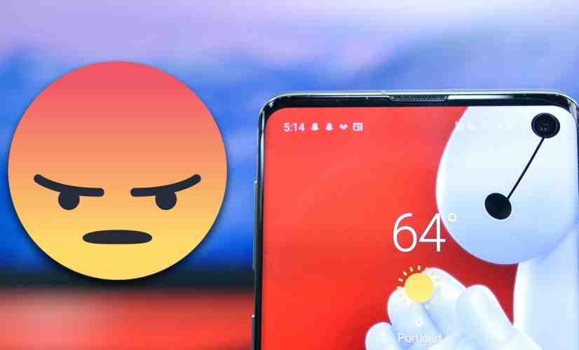 What's To Hate About the Galaxy S10