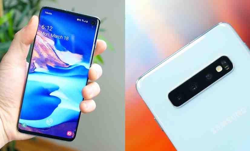 Samsung Galaxy S10 Review: Post Fingerprint Scanner Update!