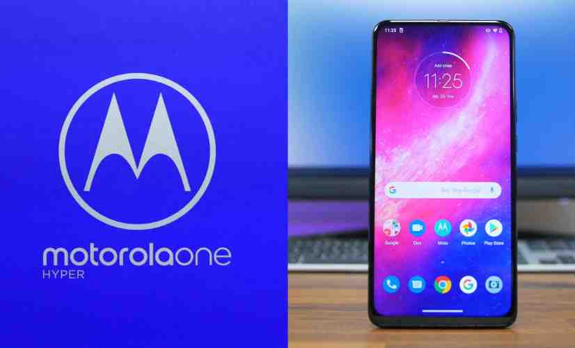 Motorola One Hyper Unboxing and First Impressions