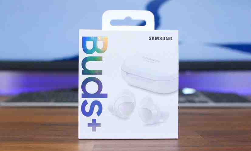Samsung Galaxy Buds+ Unboxing and First Impressions