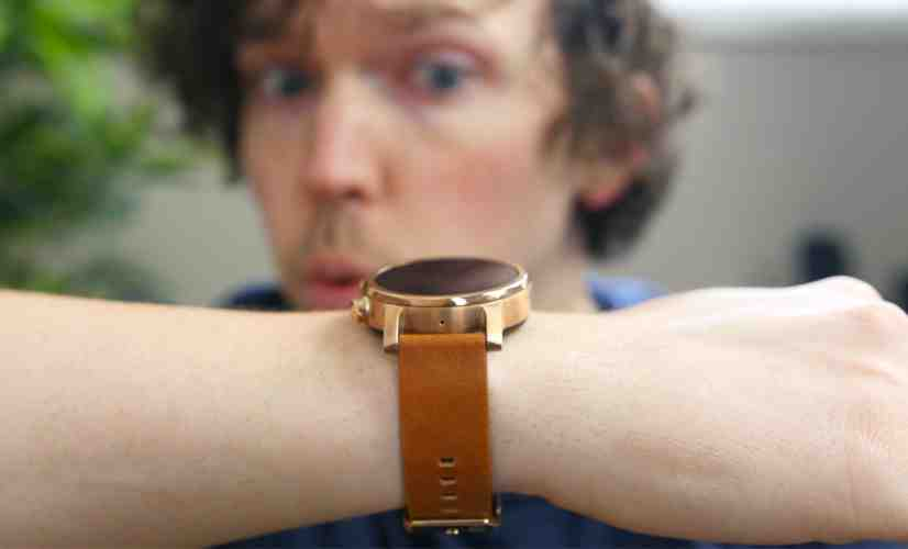This is the new and improved Moto 360