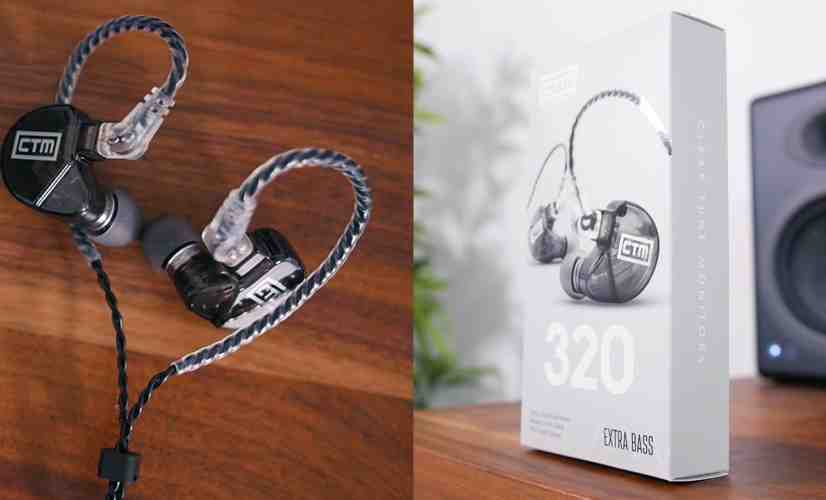 Wired Earphones Are STILL Worth It - CTM CE320 Review