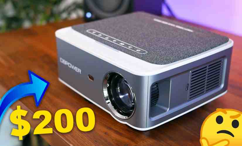 Is a $200 Projector Any Good?