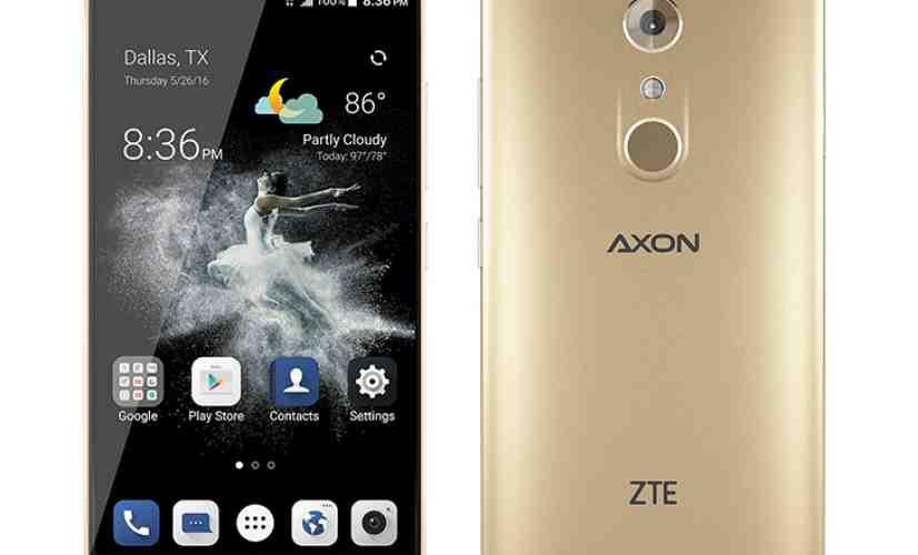 ZTE Axon 7 gold