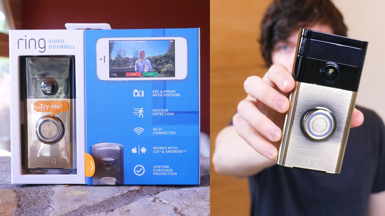 The Best Smart Home Doorbell Ring Video Doorbell Amp Ring