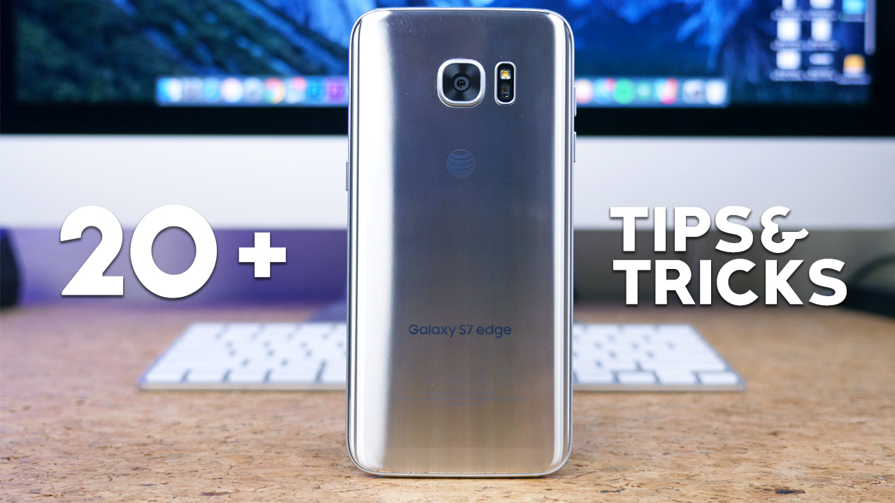 Net 10 Plans >> Samsung Galaxy S7 edge: 20+ Tips and Tricks   PhoneDog