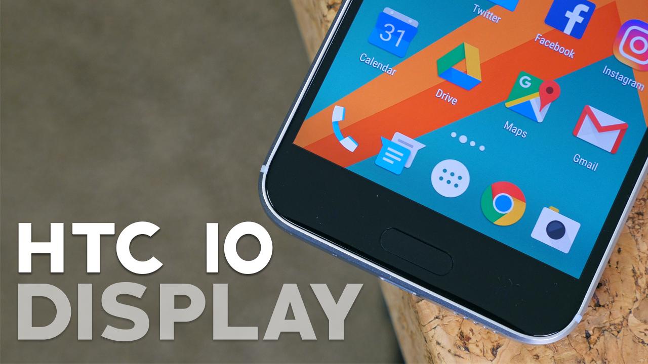HTC 10 Challenge: LCD or AMOLED Display? | PhoneDog