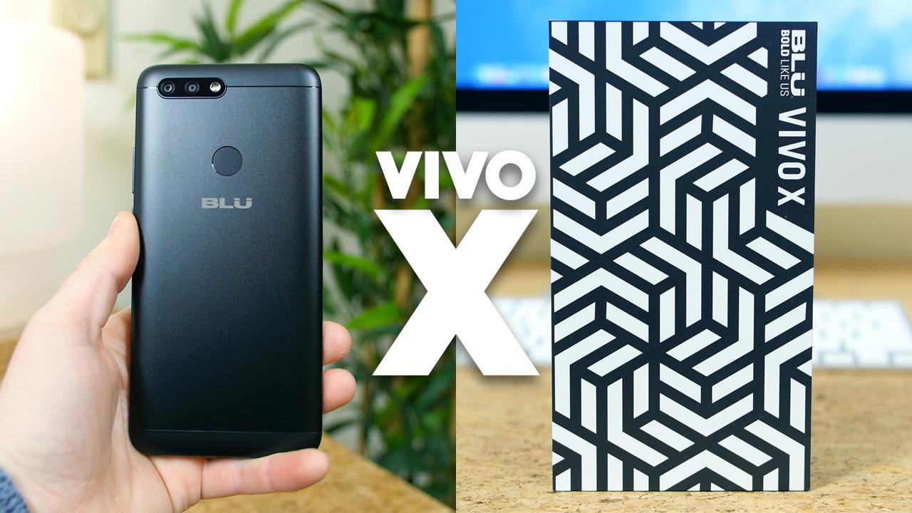 Blu Vivo X Review Blu S Most Appealing Smartphone Yet
