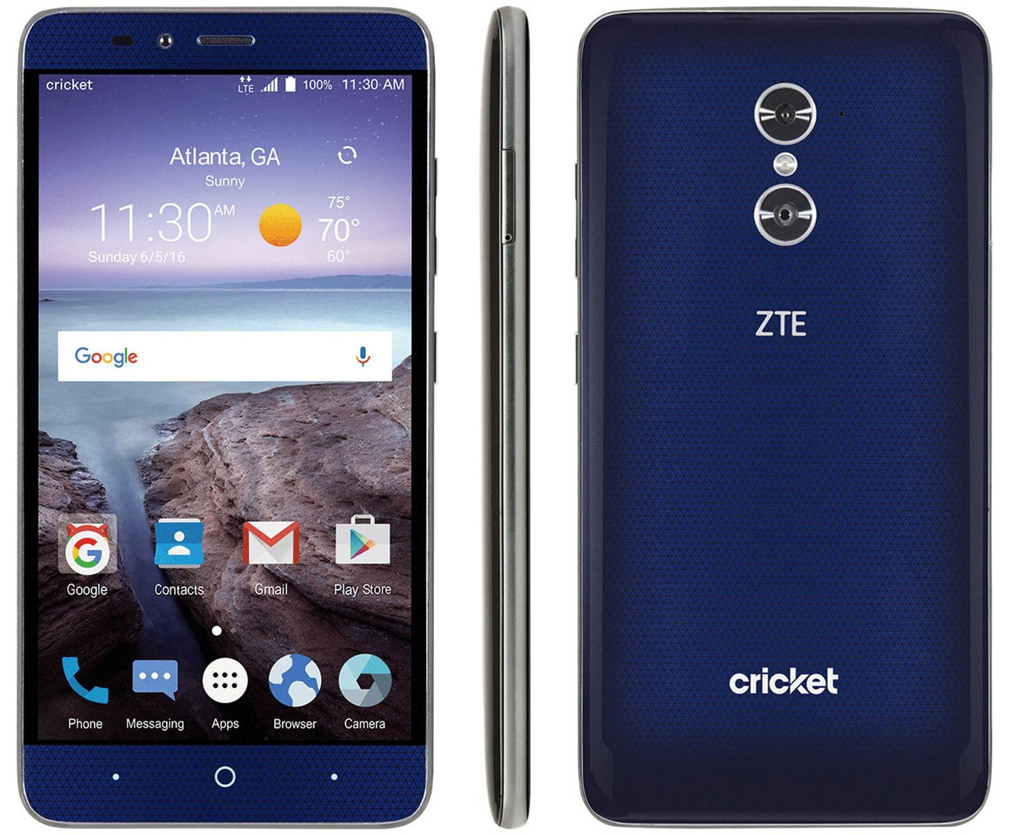 ZTE Grand X Max 2 launches at Cricket with 6-inch display